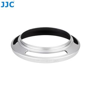 Image 4 - JJC cámara de anillo adaptador 52mm parasol de lentes de metal para Fujifilm X T100 XC15 45mm F3.5 5.6 io PZ lente