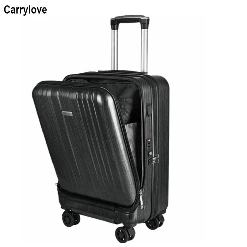 """Carrylove 20 """"인치 스피너 캐빈 수하물 여행 가방 바퀴에 트롤리 가방에 운반-에서롤링 짐부터 수화물 & 가방 의  그룹 1"""