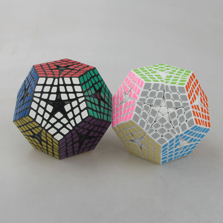 Magic Cubes Qi Yi Valk3 Power Magnetic Force Three Magic Cube Magic Cube The God Of Wheat Special-purpose Pro3 Steps Alpinia Oxyphylla Toys