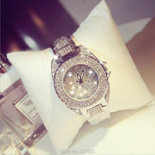 2014 New Arrival Women Watches! Austrian Crystal Full Rhinestone Watches Luxury Dress Watch! Fashion Diamond Wristwatches