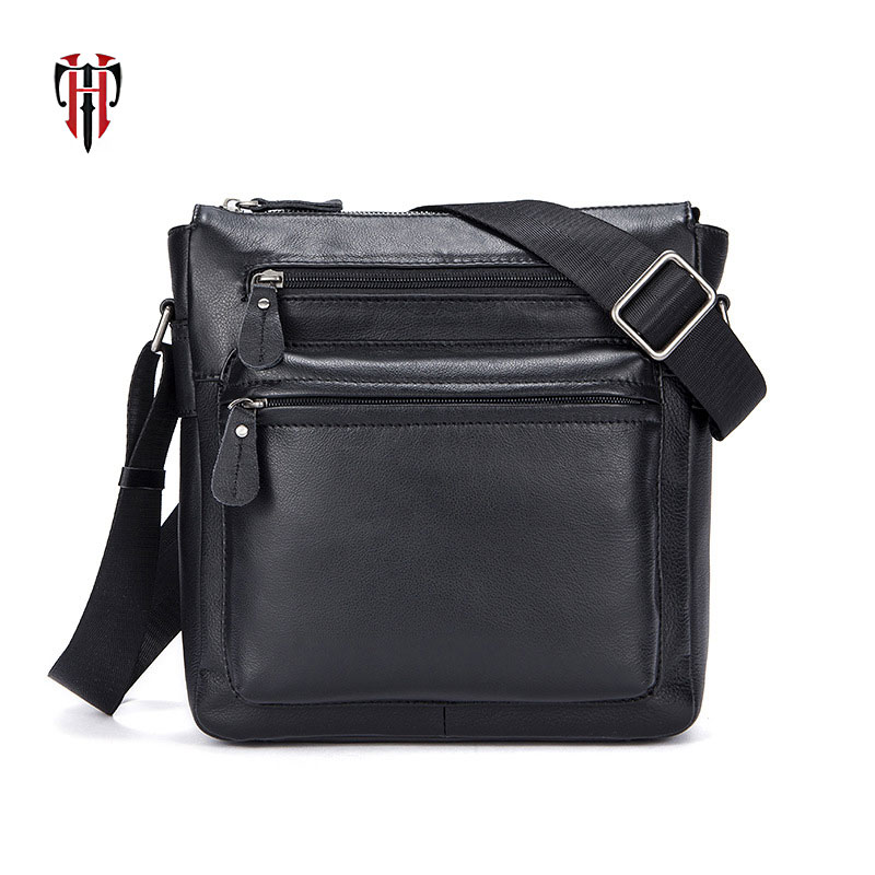 TIANHOO genuine leather cow leather bags mens shoulder bag for work business fashionable casual male messenger bagsTIANHOO genuine leather cow leather bags mens shoulder bag for work business fashionable casual male messenger bags