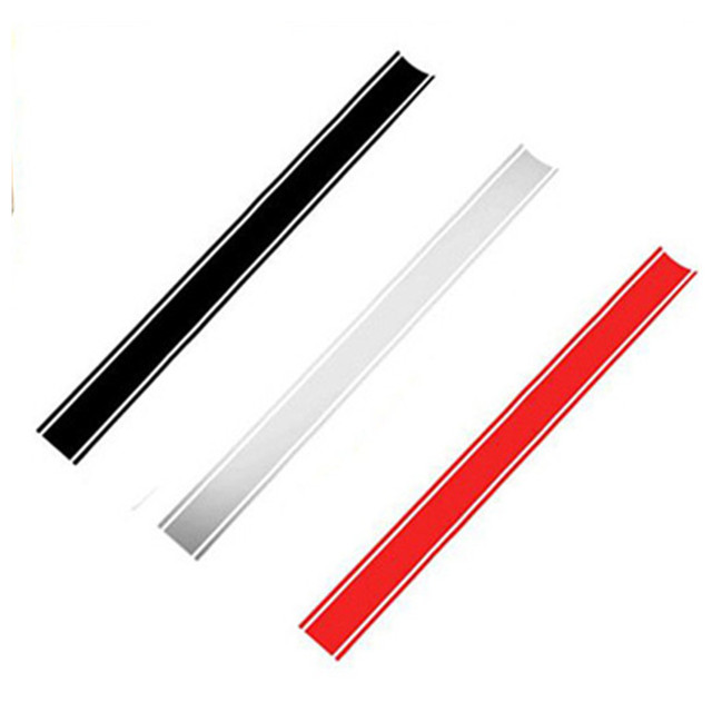 1pcs 50 x 4.5 cm Motorcycle Tank Cowl Vinyl Stripe Pinstripe Decal Sticker For Cafe Racer Moto car styling for Honda CB650F