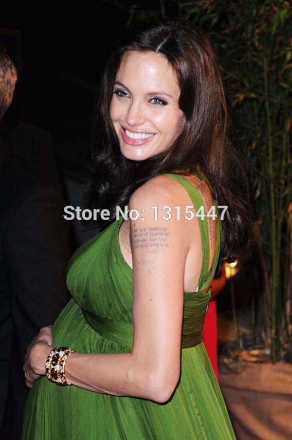 Angelina-Jolie-Green-Dress-Carpet-Celebrity-2014-Maternity-Evening-Gown-For-Women-Bandage-Dress-Puffy-Pleate (2).jpg