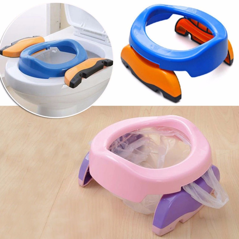Eco friendly multifunction seating Toilet Blue Pink In Seat Multifunction Eco Friendly Stool Kids Comfortable Portable Toilet Baby Travel Potty Chair Assistantin Potties From Mother Kids On Aliexpresscom Blue Pink In Seat Multifunction Eco Friendly Stool Kids