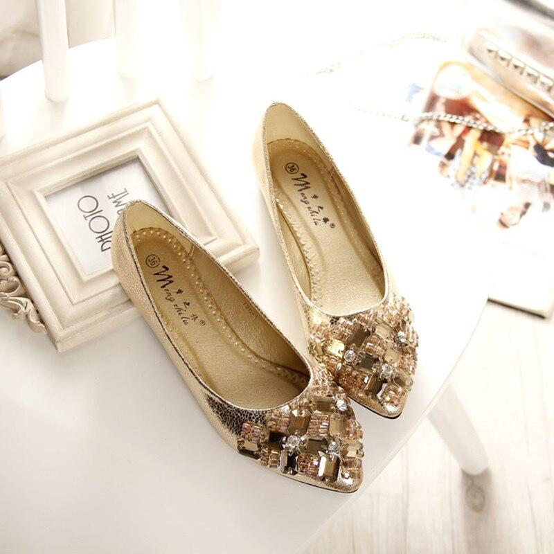 Super Leather Ballet Shoes