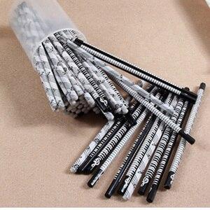 Image 5 - 72 sztuk drewniane pianino ołówek śliczne dzieci ołówki z gumką szkolne biuro pisanie 2B ołówek grafitowe nagrody dla dzieci nowość przedmioty