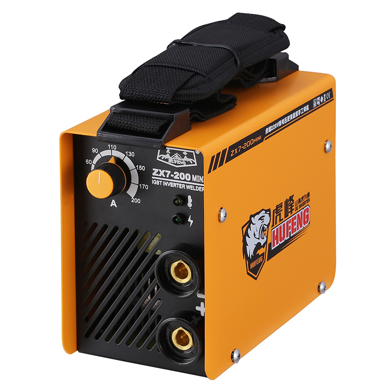 220V ZX7-200 Mini DC IGBT Welding Machine Solder Inverter MMA ARC Welder цена