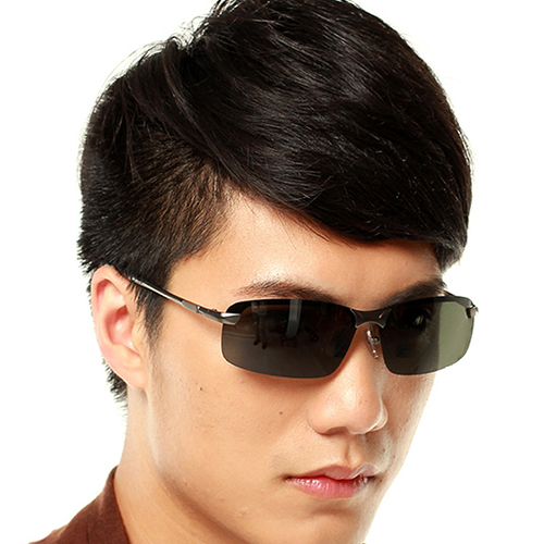 ee506bcfe0b Men s Fashion Brand Designer Framed Classic Polarized Sunglasses Sun Glass  Retail Wholesale 551O