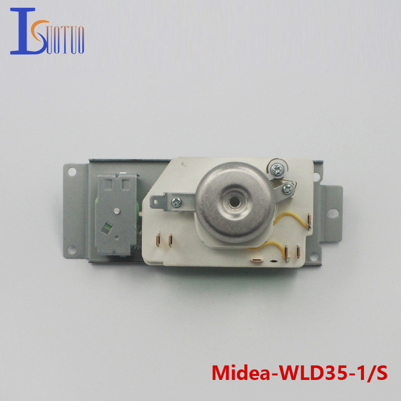 Midea Genuine original original microwave timer switch 6 insert WLD35-1/S, 6-feet timing микроволновая печь sharp r 6672rk