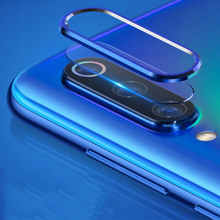 Camera Protector Metal Ring For Xiaomi Mi 9 SE Glass Mi9 Lens Protective Tempered