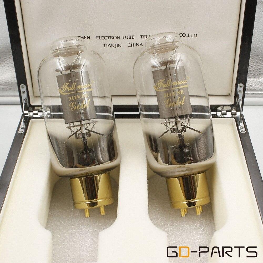 GD-части Фирменная Новинка TJ fullmusic premium 211/cne ламповый заменить 211 vt4c 242 Для Винтаж Усилители домашние HiFi DIY согласованные 1 пара