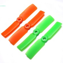 New ABS 4PCS Orange Green 3545BN Bullnose CW/CCW Prop Propellers For Mini RC Multicopter Quadcopter 66