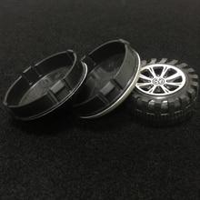 4pcs/lot 64mm XC90 XC60 V60 V70 V40 S60 S70 Car Styling Wheel Center Cap Hub Sticker Hubcaps Rims Cover Accessories