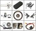 Kits de conversión de 1500 W de bicicleta eléctrica de 36 V o 48 V de la UE de tasa gratuita 26
