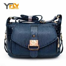 2016 Hot Sale Women Messager Bags High Quality PU Leather Shoulder Bag Mom Causal Crossbody Bags Women Handbags Bolsas DB5723