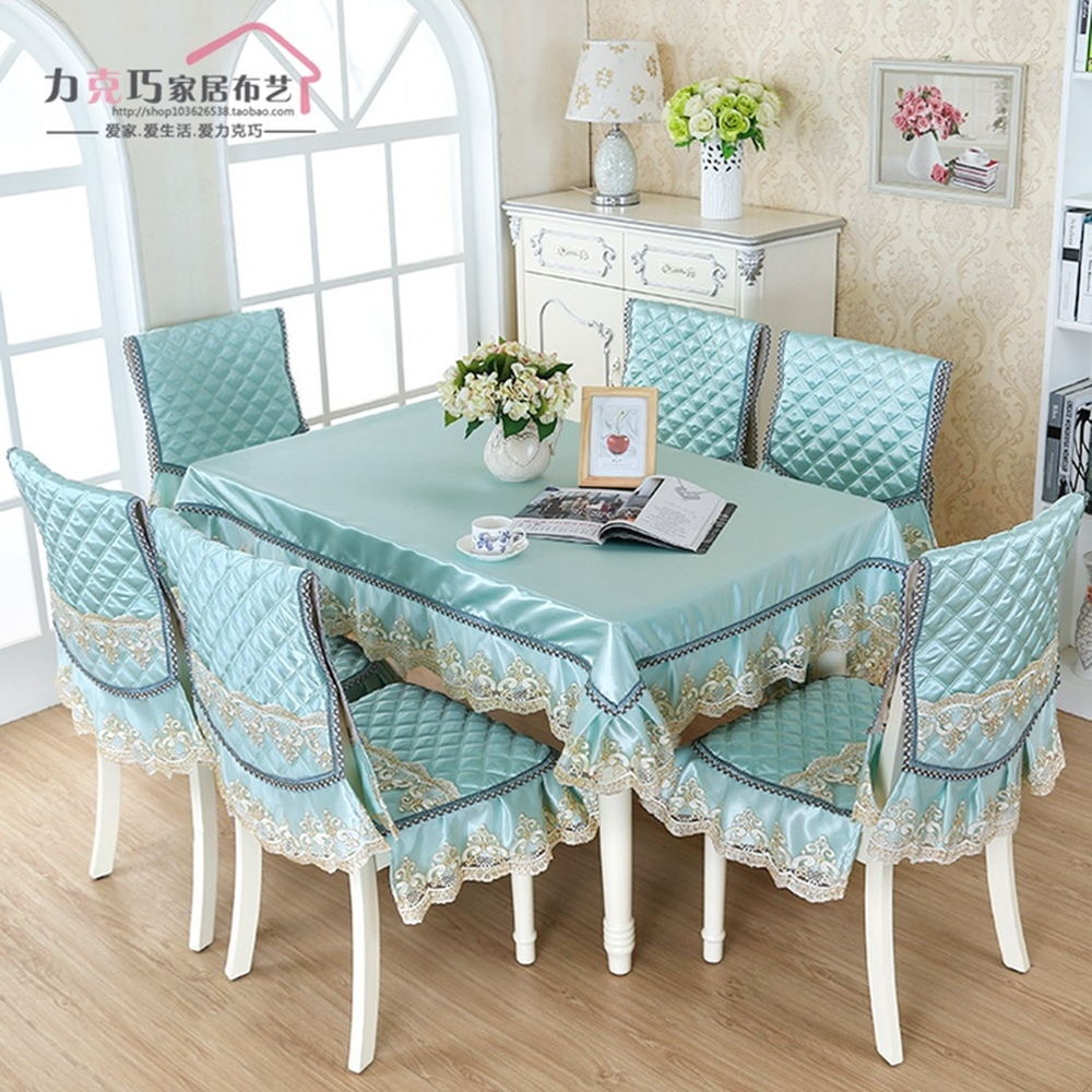 High quality fashion Brown table cloth thick Non slip Cozy Chair ...
