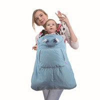 Newborn Warm Snow Weather Carrier Winter Anti Wind/Anti Cool Baby Suitable Carriers Animal Shape Baby Strap Warm Backpacks