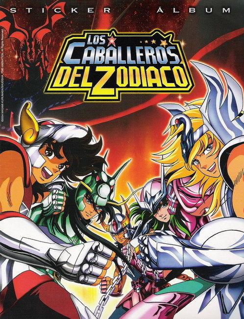 Los Caballeros Del Zodiaco  (Saint Seiya)