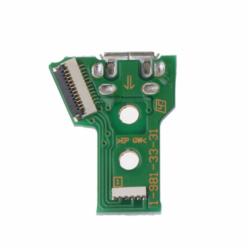 High Quality Replace USB Charging Port Socket Board For JDS 040 PS4 Controller Charger PCB Board