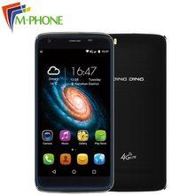 Original DingDing Calor 8 Teléfono Móvil 5.5 pulgadas HD 4G Android 5.1 MT6735P Quad Core 2 GB RAM 16 GB ROM Dual SIM Cámara Smartphone