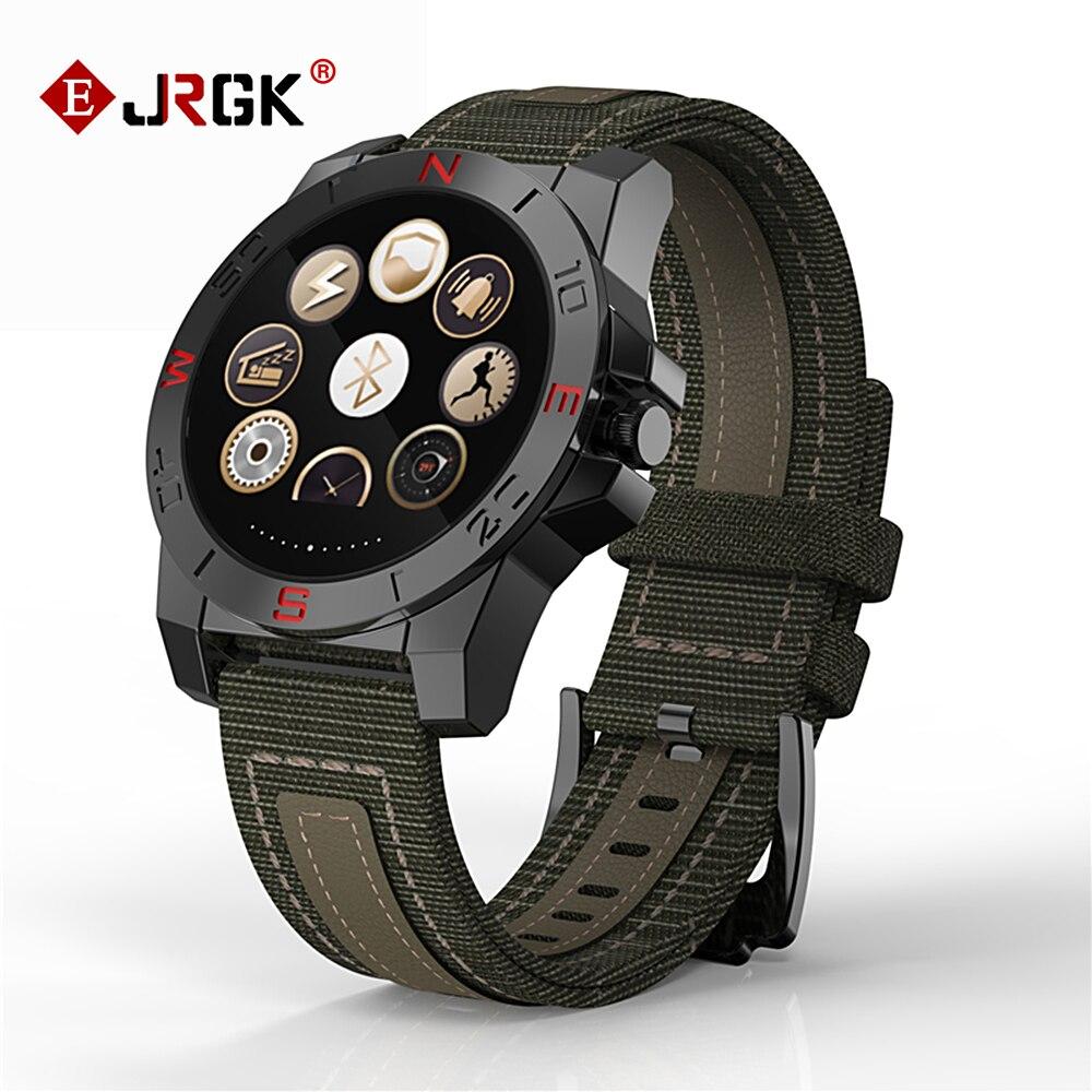 JRGK Sport Bluetooth Smart Watch N10B N10 With Compass Heart Rate Monitor Waterproof Smartwatch Fitness Tracker