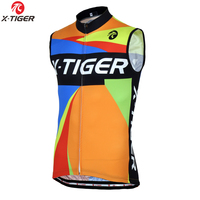X Tiger Brand Quick Dry Cycling Vest Summer 100 Polyester MTB Bicycle Clothing Ropa Maillot Ciclismo