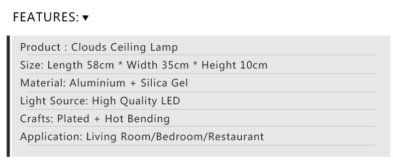 lamparas de techo colgante moderna