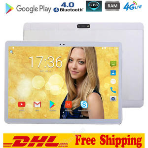 Phone-Call 10inch Tablet Android 8.0 Sim-Card Ips-Wifi Dual MT8752 4GB 3G/4G LTE 64GB