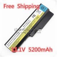 Laptop Battery For Lenovo G530 G430 G450 N500 G550 B460 V460 Z360 G430a G430m G450m G530a