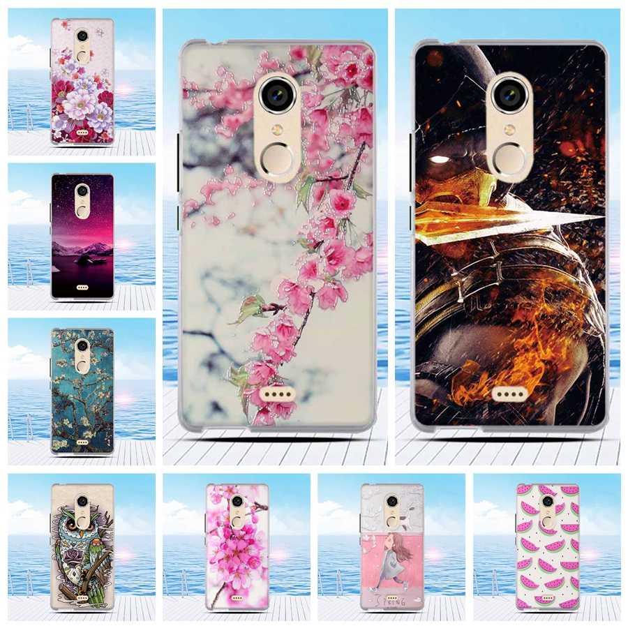 """Geschilderd Case Voor Bq BQS-5050 Strike Selfie 5.0 """"Case Soft Silicon Cover Case Voor Bq S 5050 BQS5050 telefoon Geval Voor Bqs5050"""