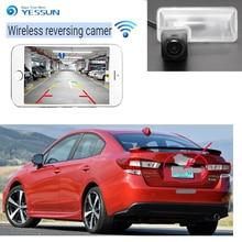 YESSUN For Subaru XV VX Crosstrek Impreza 2011~2019 Car Rear View Back Up Reverse Parking high quality Camera Waterproof CCD HD