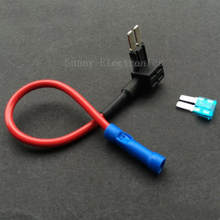 Micro2 ATR Automotive Fuses tap Add A Circuit Fuse Boxes Holder Piggy Back Fuses Tap for New ford/fox /mondeo /Dodge/JEEP
