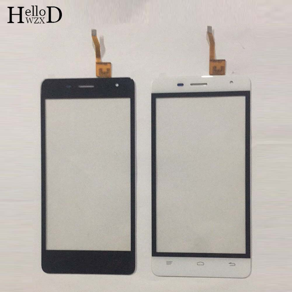 5'' Mobile TouchScreen Touch Screen For <font><b>Oukitel</b></font> <font><b>K4000</b></font> Pro Touch Screen Panel Repair Parts Glass Digitizer Sensor +Protector Film image