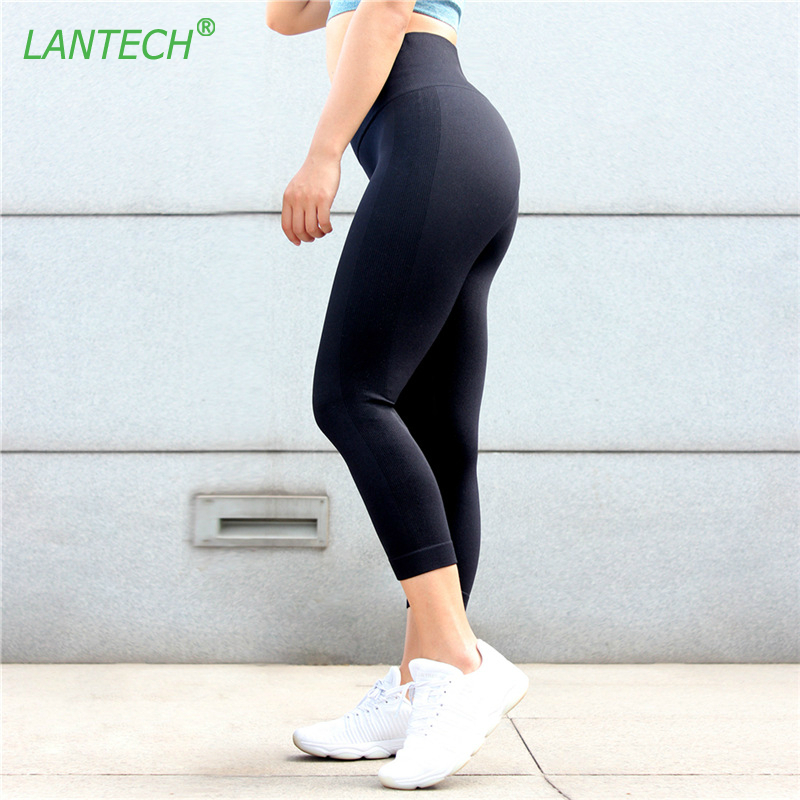 Women Push Up Gym Pants Compression Fitness Leggings High Waisted Yoga Trousers