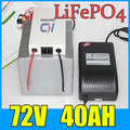 Clearance APP 24V 40AH Electric bike LiFePO4 Battery Pack Phone control Electric bicycle Scooter ebike Power 1000W Wood 24