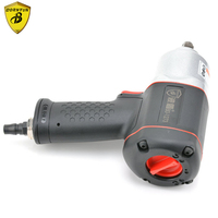 1 2 Double Hammer Pneumatic Air Impact Wrench Industrial Two Hammer 12 7mm Car Repairing Maintenance
