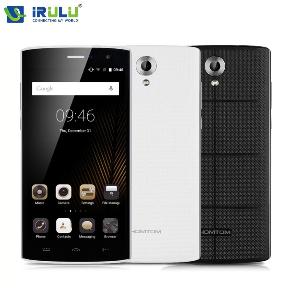bilder für Original homtom ht7 mtk6580 5,5 zoll 1280x720 hd smartphone quad core Android 5.1 Handy 1 GB RAM 8 GB ROM 8MP Handy