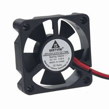 10 Pieces/lot High Quality Computer 3510S 35x10mm 35mm 12V DC Cooling Fan цена