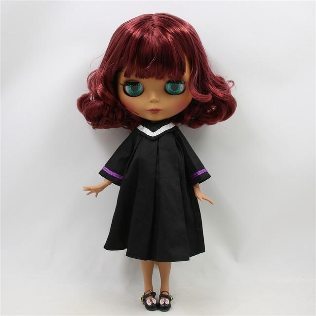Tijelo sa zglobom crvene kose ICY Neo Blythe Lutka
