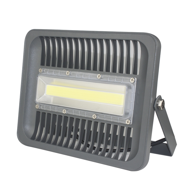 VBS Led Floodlight Outdoor Garden Street Lamp 220V Flood Light Led Reflector Waterproof Square Led Spotlight 30W 50W 100W 150W