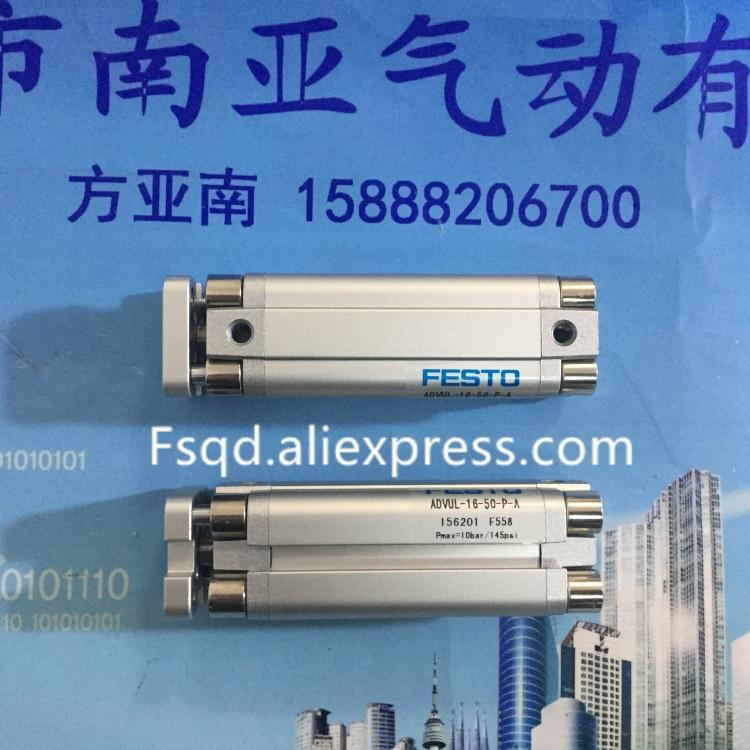 ADVUL-16-20-P-A ADVUL-16-25-P-A 156854  ADVUL-16-50-P-A  FESTO thin cylinder коммутатор zyxel gs1100 16 gs1100 16 eu0101f