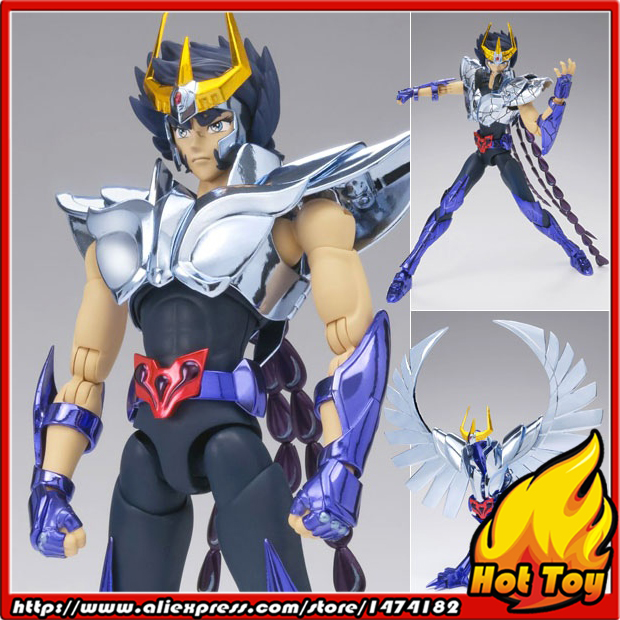 100% Original BANDAI Tamashii Nations Saint Cloth Myth EX Action Figure - Phoenix Ikki(New Bronze Cloth) from Saint Seiya saint cloth myth ex pegasus seiya new bronze cloth from saint seiya action figure