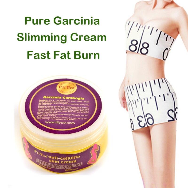 FiiYoo pure garcinia cambogia extracts anti cellulite creams Fat Burning Weight Loss effective Slimming Creams