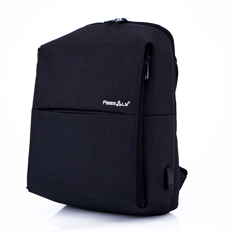 Feesly Brand New Unisex Backpack Light Comfort Fashion Urban Backpack for 15 inch Laptop Breathable Rucksack Mochila School Bag lowepro protactic 450 aw backpack rain professional slr for two cameras bag shoulder camera bag dslr 15 inch laptop