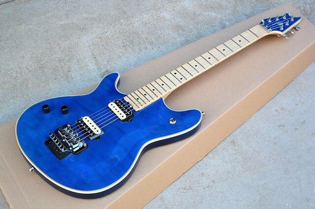 guitare gaucher avec floyd rose