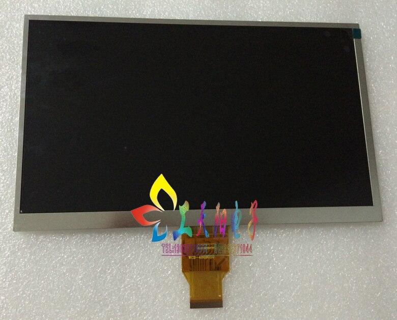 Original 10 1 inch 10 6 inch 40PIN LCD screen WCD 400B010 tablet