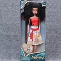 Hot Sale 1pcs/set Princess Moana Series Childern Action Figures Toy Boy Girl Gift Plastic Models Cartoon Movie Toys For Kids