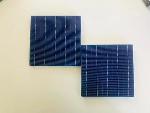 Image 3 - ALLMEJORES 0.5V 4.45W polikrystaliczne ogniwo słoneczne dla majsterkowiczów 12V panel słoneczny 25 sztuk/partia + wystarczająco dużo drutu z zakładkami i drutu szynowego