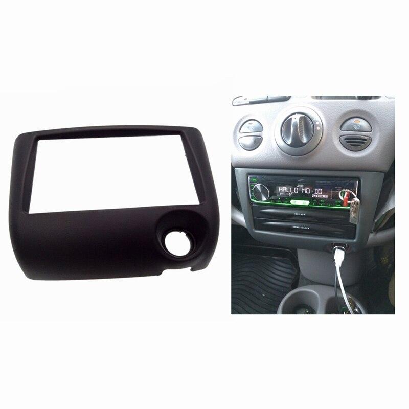 173*98MM Double Din Car Radio Fascia for 1999-2005 Toyota Vitz Yaris Echo Installation Frame Dash CD DVD Player Panel173*98MM Double Din Car Radio Fascia for 1999-2005 Toyota Vitz Yaris Echo Installation Frame Dash CD DVD Player Panel
