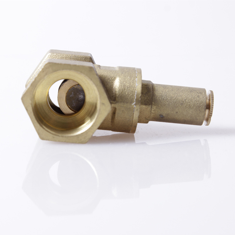 Factory direct sales Yuhuan Xuan Lin valve gate valve lock valve